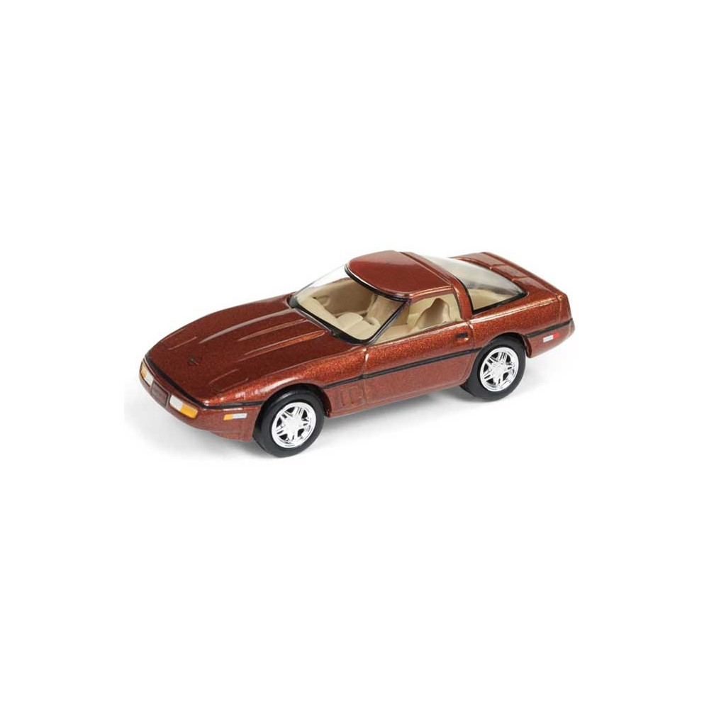 Johnny Lightning Muscle Cars Usa Release 14 1988 Chevy Corvette
