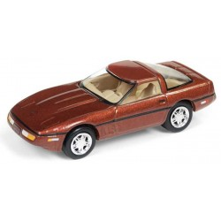 Johnny Lightning Muscle Cars U.S.A. - 1988 Chevy Corvette