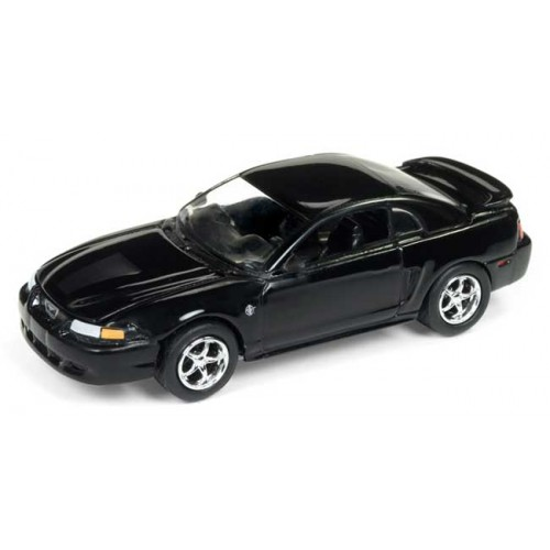 Johnny Lightning Muscle Cars U.S.A. - 1999 Ford Mustang GT