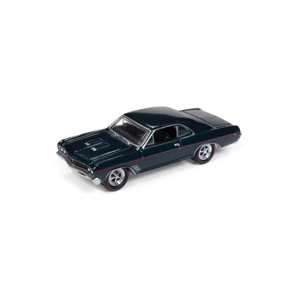 Johnny Lightning Classic Gold - 1967 Buick GS 400