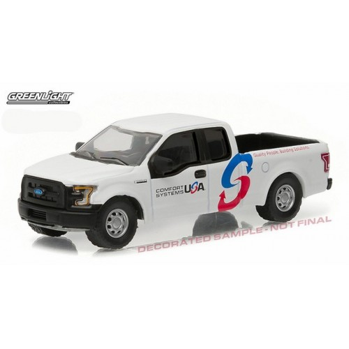 Blue Collar Series 1 - 2015 Ford F-150 XL Pickup Truck