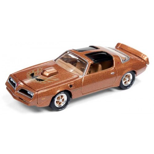 Johnny Lightning Classic Gold - 1978 Pontiac Firebird Trans Am