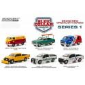 Blue Collar Series 1 - Six Truck Set
