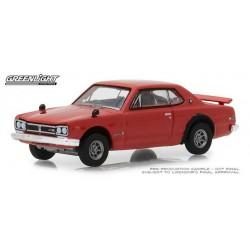 Greenlight Tokyo Torque Series 4 - 1972 Nissan Skyline 2000 GT-R