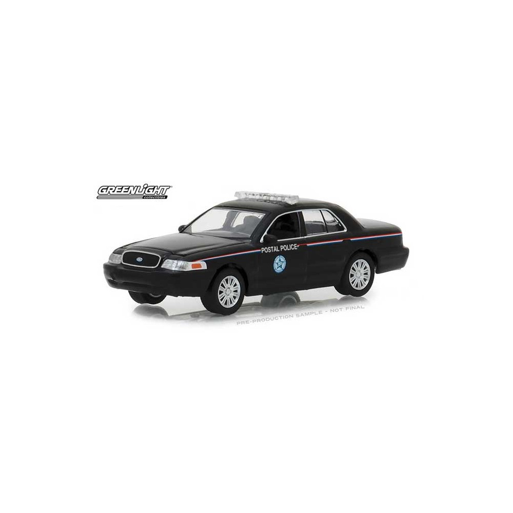 Greenlight Hobby Exclusive - 2010 Ford Crown Victoria Police Interceptor USPS