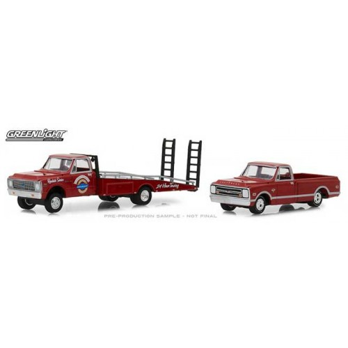 Greenlight HD Trucks Series 14 - 1971 Chevy C-30 Ramp Truck
