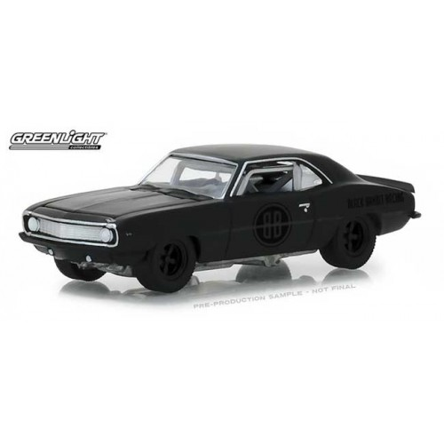 Greenlight Black Bandit Series 20 - 1696 Chevy Camaro Z/28