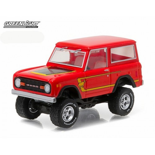 All-Terrain Series 4 - 1977 Ford Bronco