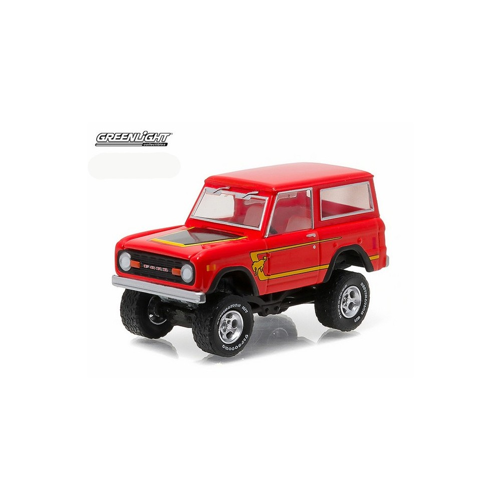 All-Terrain Series 4 - 1977 Ford Bronco