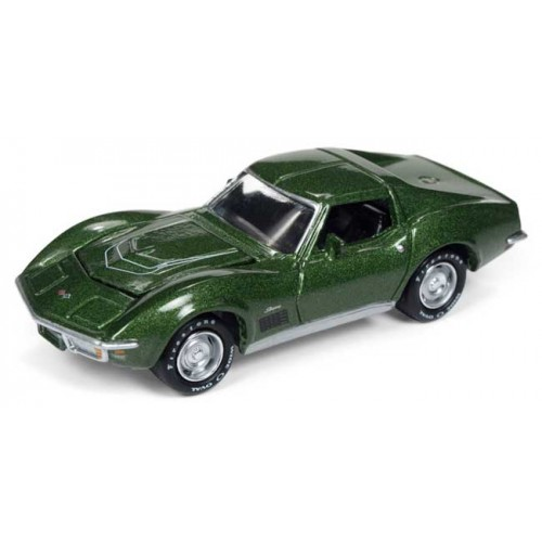 Johnny Lightning Muscle Cars - 1972 Chevy Corvette