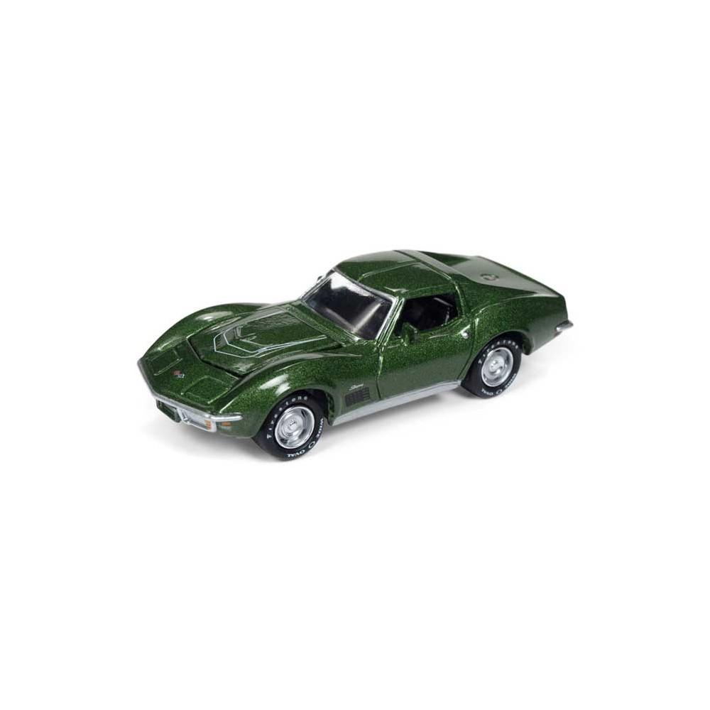 Johnny Lightning Muscle Cars - 1972 Chevy Corvette