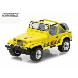 All-Terrain Series 4 - 1990 Jeep Wrangler Islander