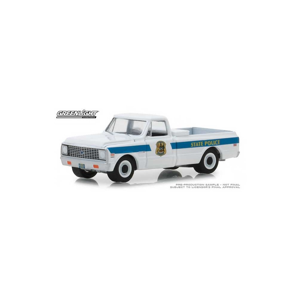 Greenlight Hot Pursuit Series 29 - 1972 Chevy C-10 Pickup