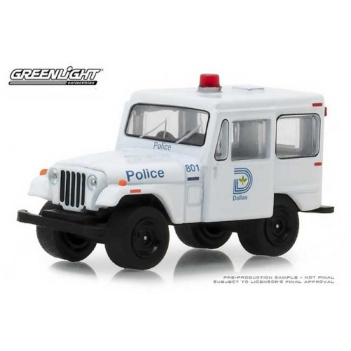 Greenlight Hot Pursuit Series 29 - 1977 Jeep DJ-5