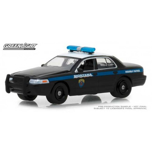 Greenlight Hot Pursuit Series 29 - 2001 Ford Crown Victoria Police Interceptor