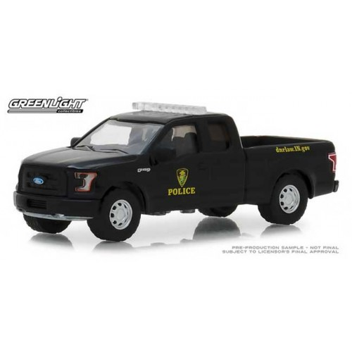 Greenlight Hot Pursuit Series 29 - 2017 Ford F-150 Truck