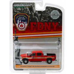 Greenlight Hobby Exclusive - 2015 Chevy Silverado FDNY