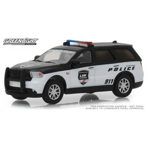 Greenlight Hobby Exclusive - 2018 Dodge Durango Police
