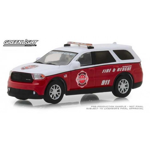 Greenlight Hobby Exclusive - 2017 Dodge Durango Fire Rescue