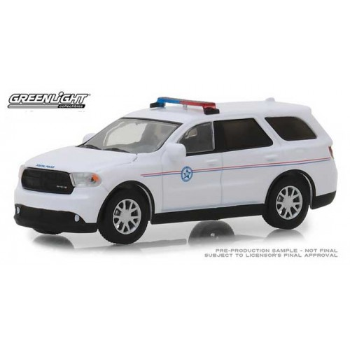 Greenlight Hobby Exclusive - 2018 Dodge Durango USPS Postal Police