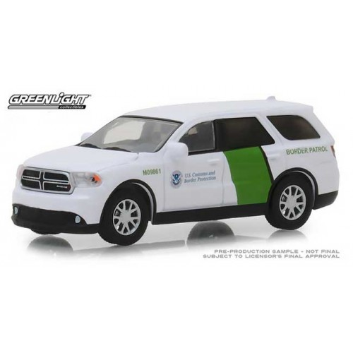 Greenlight Hobby Exclusive - 2018 Dodge Durango