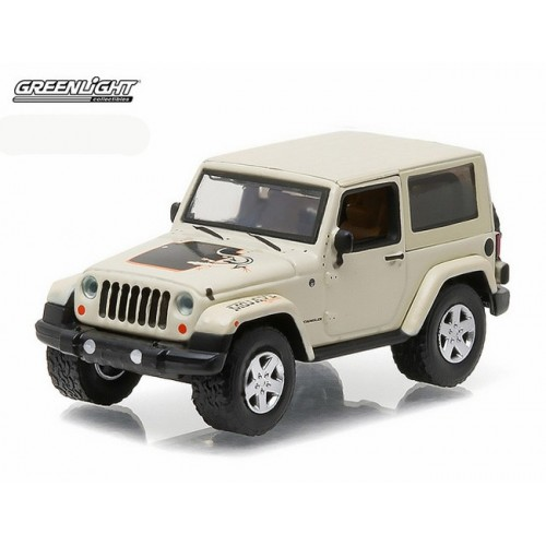 All-Terrain Series 4 - 2012 Jeep Wrangler Mojave