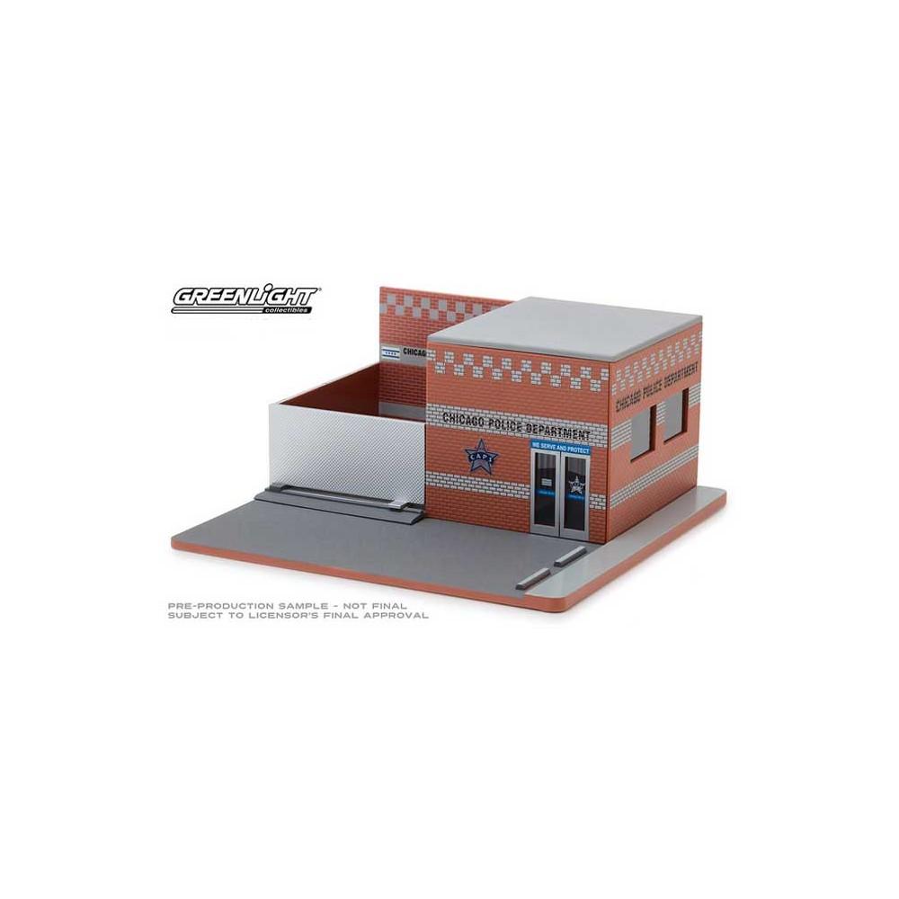 Mechanic's Corner Series 4 - Hot Pursuit Central Command Chicago