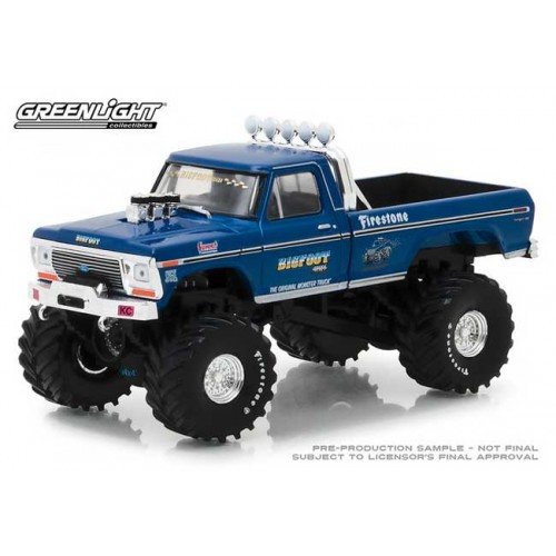 Greenlight Bigfoot 1 - 1974 Ford F-250 Monster Truck