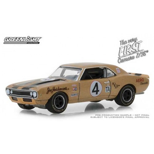 Greenlight Hobby Exclusive - 1967 Chevy Camaro Z/28