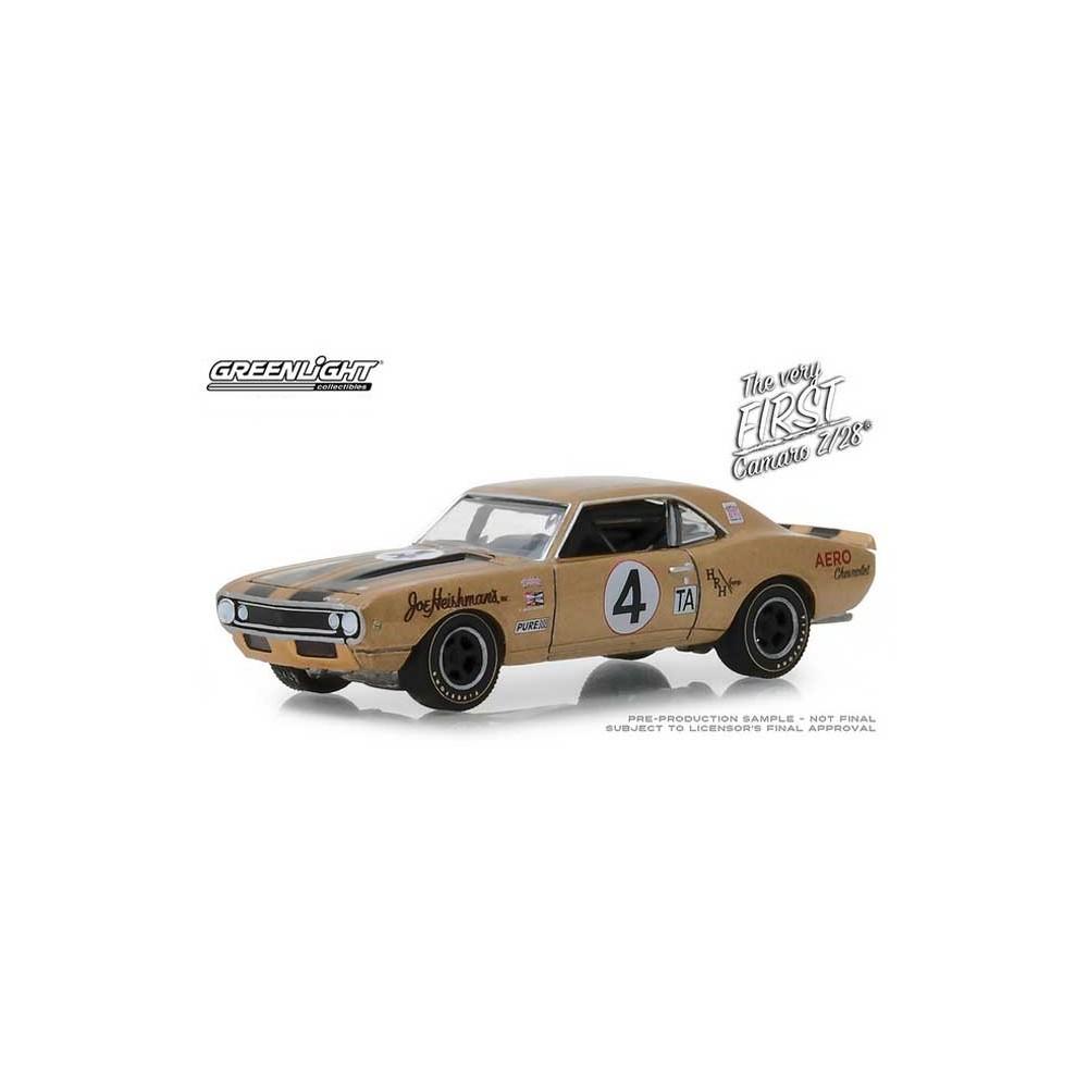 Greenlight Hobby Exclusive - 1967 Chevy Camaro Z/28