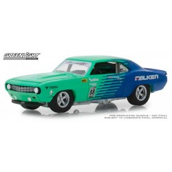Greenlight Hobby Exclusive - 1969 Chevy Camaro Falken Tires