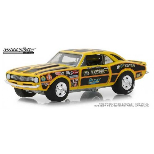 Greenlight Hobby Exclusive - 1967 Chevy Camaro 427 Mr. Bardahl II