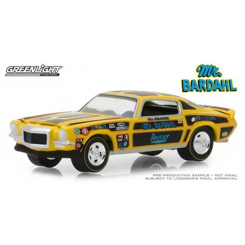 Greenlight Hobby Exclusive - 1970 Chevy Camaro Mr. Bardahl