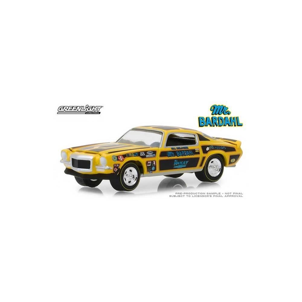 Greenlight Hobby Exclusive - 1970 Chevy Camaro Mr. Bardahl