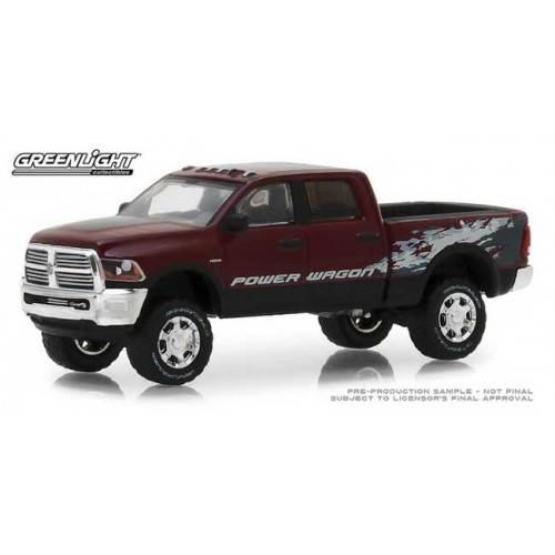 Greenlight Hobby Exclusive - 2016 Ram 2500 Power Wagon