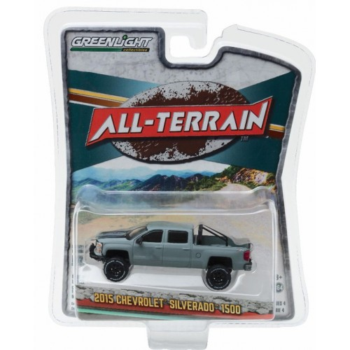 All-Terrain Series 4 - 2015 Chevy Silverado 1500