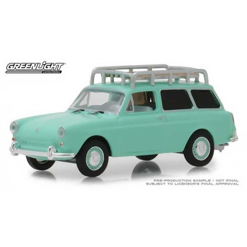 Greenlight Estate Wagons Series 2 - 1965 Volkswagon Type 3 Squareback