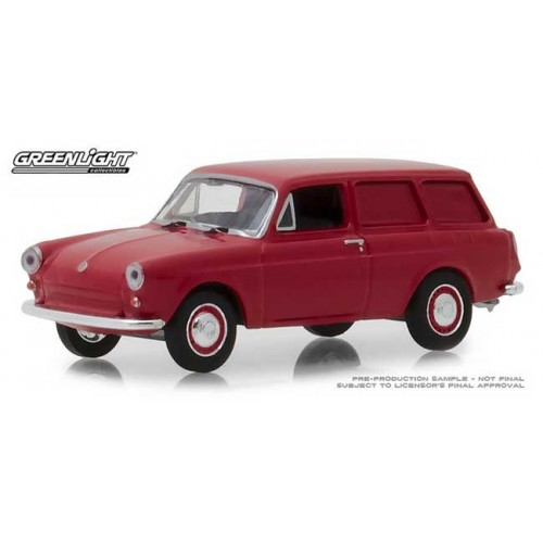 Greenlight Estate Wagons Series 2 - 1968 Volkswagen Type 3 Panel Van