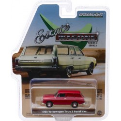 Greenlight Estate Wagons Series 3 - 1968 Volkswagen Type 3 Panel Van