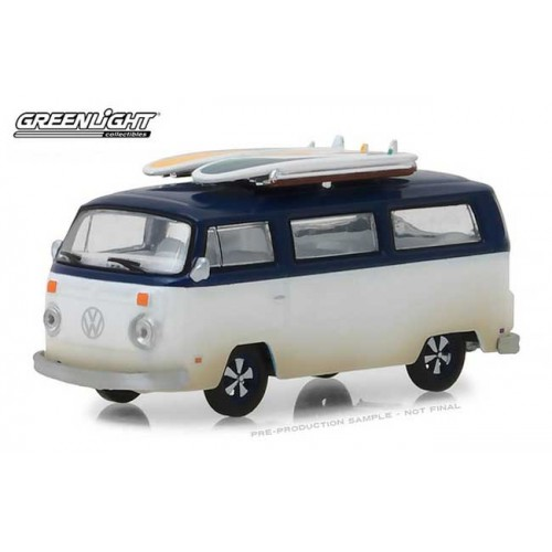 Greenlight Hobby Exclusive - 1973 Volkswagen Type 2 Van