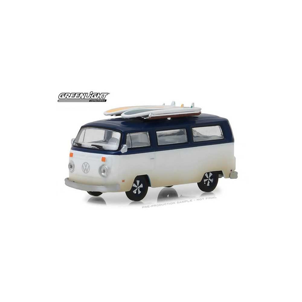 Greenlight Hobby Exclusive - 1973 Volkswagen Type 2 Van
