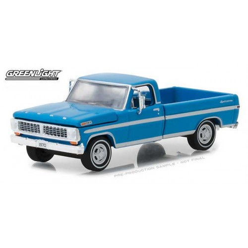 Greenlight Hobby Exclusive - 1970 Ford F-100 Truck