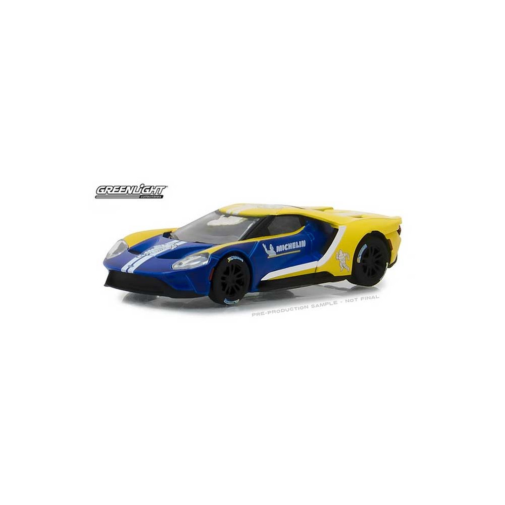 Greenlight Hobby Exclusive - 2017 Ford GT Michelin