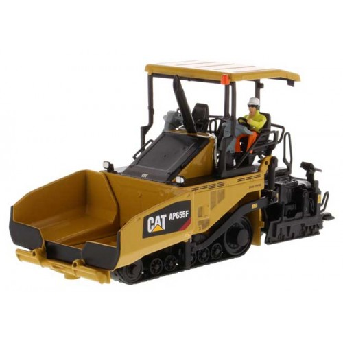 Diecast Masters Caterpillar AP655F Tracked Asphalt Paver