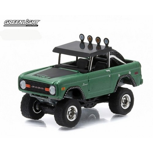 All-Terrain Series 3 - 1976 Ford Bronco