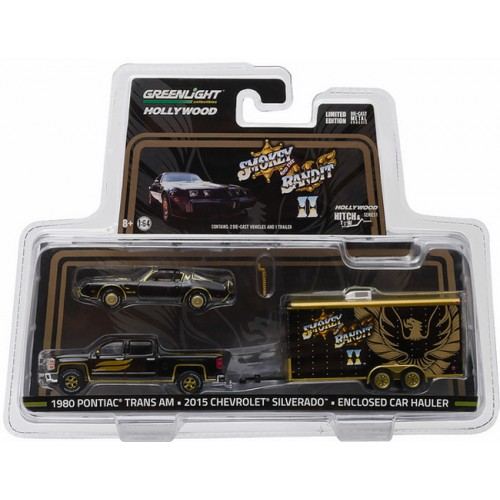 Greenlight Hollywood Hitch and Tow Series 1 - Smokey and the Bandit II