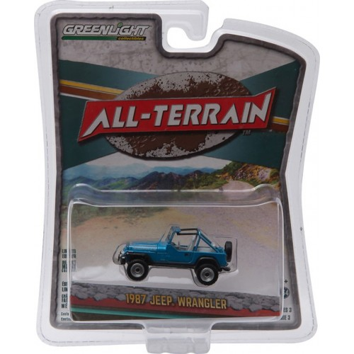 All-Terrain Series 3 - 1987 Jeep Wrangler