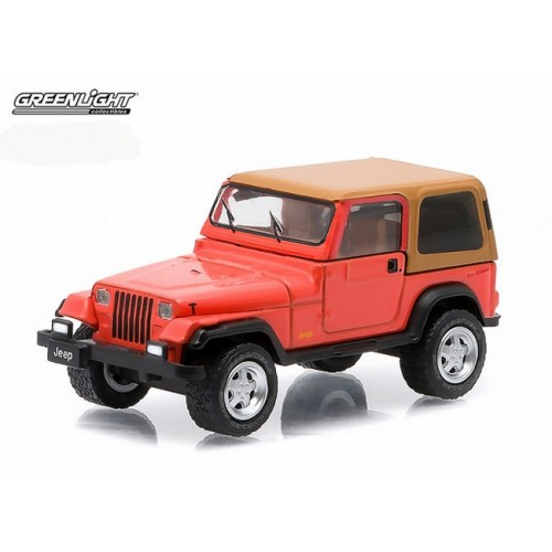 All-Terrain Series 3 - 1996 Jeep Wrangler Rio Grande