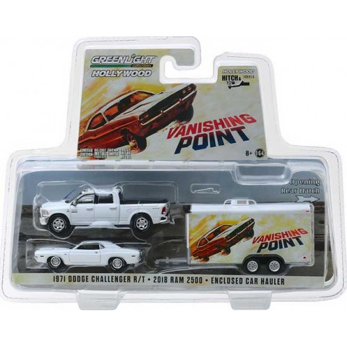 Greenlight Hollywood Hitch and Tow Series 6 - Vanishing Point