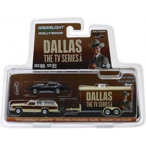 Greenlight Hollywood Hitch and Tow Series 6 - Dallas
